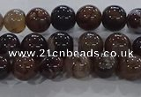 CAA1036 15.5 inches 6mm round dragon veins agate beads wholesale