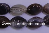 CAG4454 15.5 inches 13*18mm oval botswana agate beads wholesale