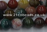 CAG9662 15.5 inches 8mm round ocean agate beads wholesale