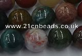 CAG9664 15.5 inches 12mm round ocean agate beads wholesale