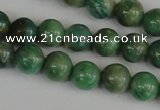 CAM1001 15.5 inches 6mm round natural Russian amazonite beads