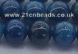 CAP364 15.5 inches 12mm round apatite gemstone beads wholesale