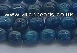 CAP378 15.5 inches 6*8mm nuggets apatite gemstone beads