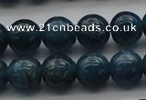 CAP401 15.5 inches 6mm round A grade natural apatite beads