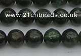 CAP512 15.5 inches 8mm round green apatite gemstone beads