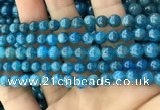 CAP611 15.5 inches 6mm round natural apatite gemstone beads