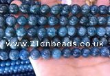 CAP641 15.5 inches 10mm round natural apatite gemstone beads