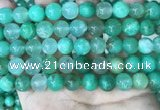 CAU445 15.5 inches 11mm round Australia chrysoprase beads