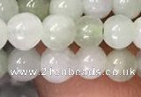 CBJ620 15.5 inches 4mm round jade beads wholesale