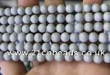 CBJ711 15.5 inches 6mm round jade gemstone beads wholesale