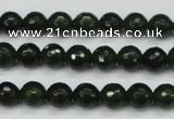 CCN1922 15 inches 8mm faceted round candy jade beads wholesale