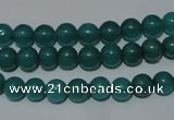 CCN27 15.5 inches 6mm round candy jade beads wholesale
