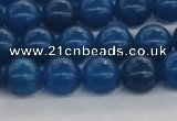 CCN4038 15.5 inches 10mm round candy jade beads wholesale