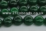 CCN4044 15.5 inches 10mm round candy jade beads wholesale