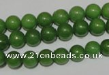 CCN46 15.5 inches 8mm round candy jade beads wholesale