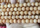 CCN5008 15.5 inches 8mm & 10mm round candy jade beads wholesale