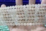 CCN5272 15 inches 6mm round candy jade beads Wholesale