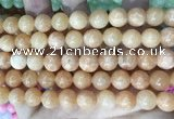 CCN5541 15 inches 8mm round candy jade beads Wholesale