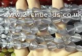 CCN5922 15 inches 12*12mm heart candy jade beads Wholesale