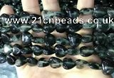 CCN5939 15 inches 12*12mm heart candy jade beads Wholesale