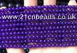 CCN6023 15.5 inches 4mm round candy jade beads Wholesale