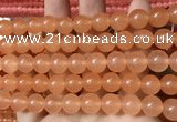 CCN6042 15.5 inches 10mm round candy jade beads Wholesale