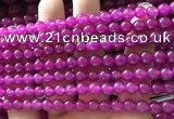 CCN6068 15.5 inches 6mm round candy jade beads Wholesale