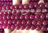 CCN6074 15.5 inches 10mm round candy jade beads Wholesale