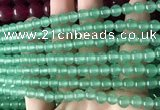 CCN6076 15.5 inches 6mm round candy jade beads Wholesale