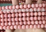 CCN6111 15.5 inches 10mm round candy jade beads Wholesale