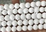 CCN6120 15.5 inches 12mm round candy jade beads Wholesale