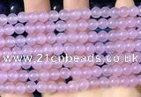 CCN6142 15.5 inches 8mm round candy jade beads Wholesale