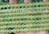CCN6149 15.5 inches 6mm round candy jade beads Wholesale