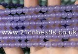 CCN6158 15.5 inches 8mm round candy jade beads Wholesale