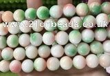 CCN6196 15.5 inches 10mm round candy jade beads Wholesale