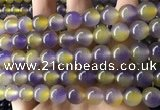CCN6199 15.5 inches 10mm round candy jade beads Wholesale