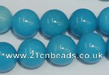 CCN75 15.5 inches 14mm round candy jade beads wholesale