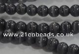 CCT1177 15 inches 3mm round tiny cats eye beads wholesale