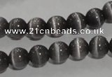 CCT1242 15 inches 4mm round cats eye beads wholesale