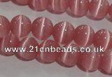 CCT1267 15 inches 5mm round cats eye beads wholesale