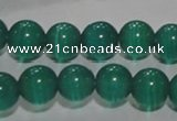 CCT1290 15 inches 5mm round cats eye beads wholesale