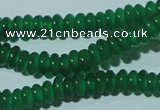CCT210 15 inches 2*4mm rondelle cats eye beads wholesale