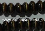 CCT294 15 inches 5*8mm rondelle cats eye beads wholesale