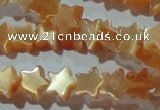 CCT808 15 inches 6mm star cats eye beads wholesale