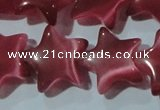 CCT897 15 inches 12mm star cats eye beads wholesale