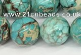 CDE1370 15.5 inches 12mm round sea sediment jasper beads wholesale