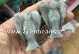 CDN501 35*50mm angel labradorite decorations wholesale