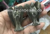 CDN502 35*50mm angel pyrite decorations wholesale
