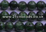 CDP03 15.5 inches 6mm round A- grade diopside gemstone beads