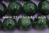 CDP64 15.5 inches 10mm round A+ grade diopside gemstone beads